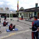 Acondicionamiento físico e instrucción preparatoria de tiro